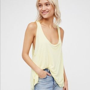 FP YELLOW KARMEN TANK